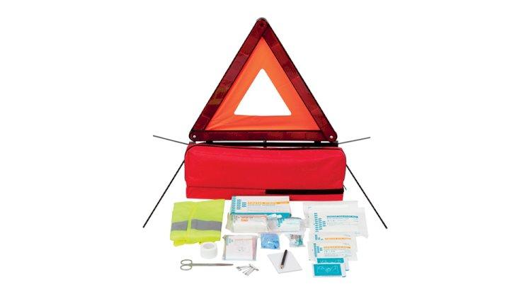 Eakin Ltd Car Safety Kit - 10 Best Automotive Promotional Gifts