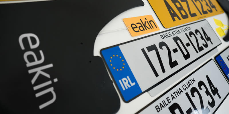 Automotive Number Plates & Print